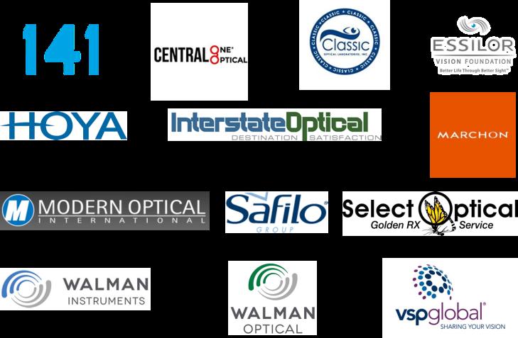 iSee sponsors
